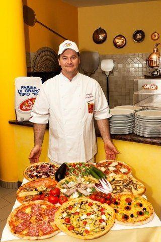 campione del mondo di pizza