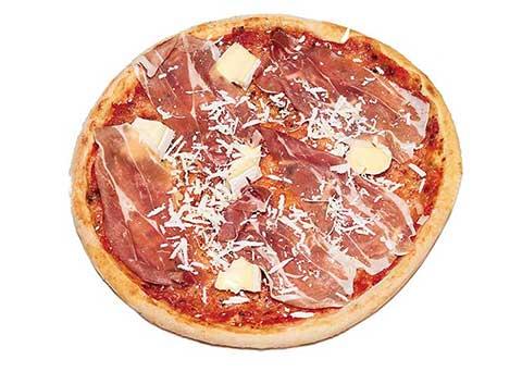pizze con affettati